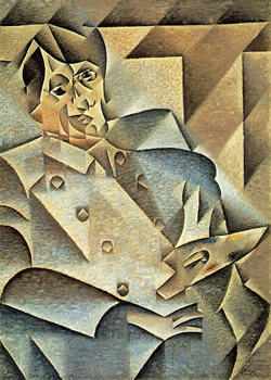 Retrato de Picasso