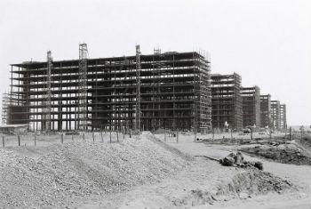 Construção da Esplanada