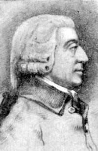 Biografia de Adam Smith
