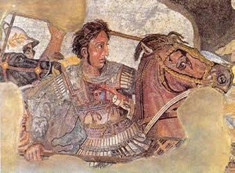 Biografia de Alexandre Magno