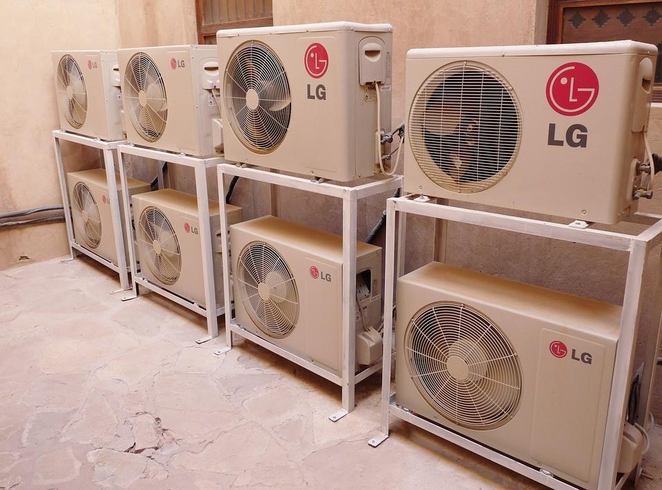 História do Ar-condicionado