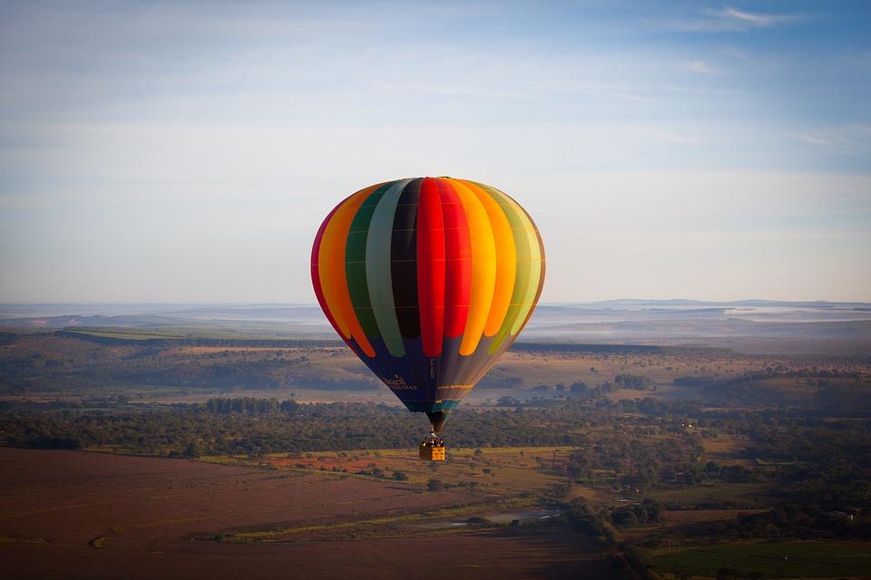 História do Balão