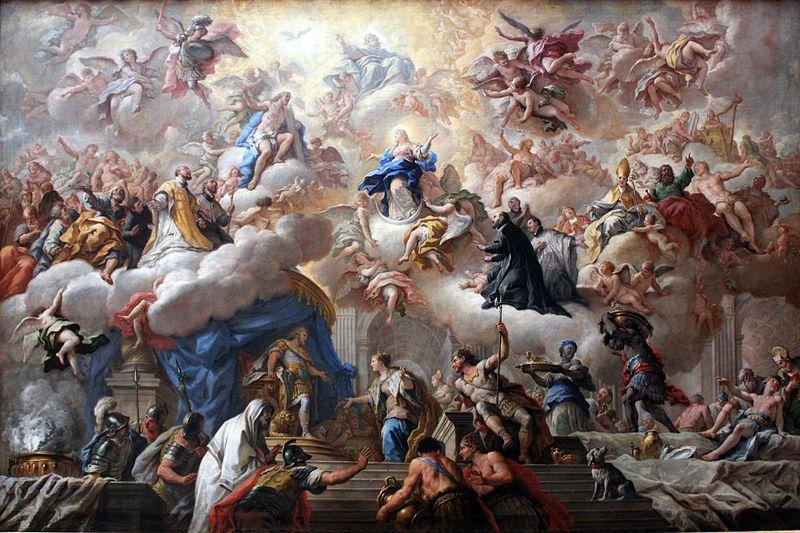 Znalezione obrazy dla zapytania barroco