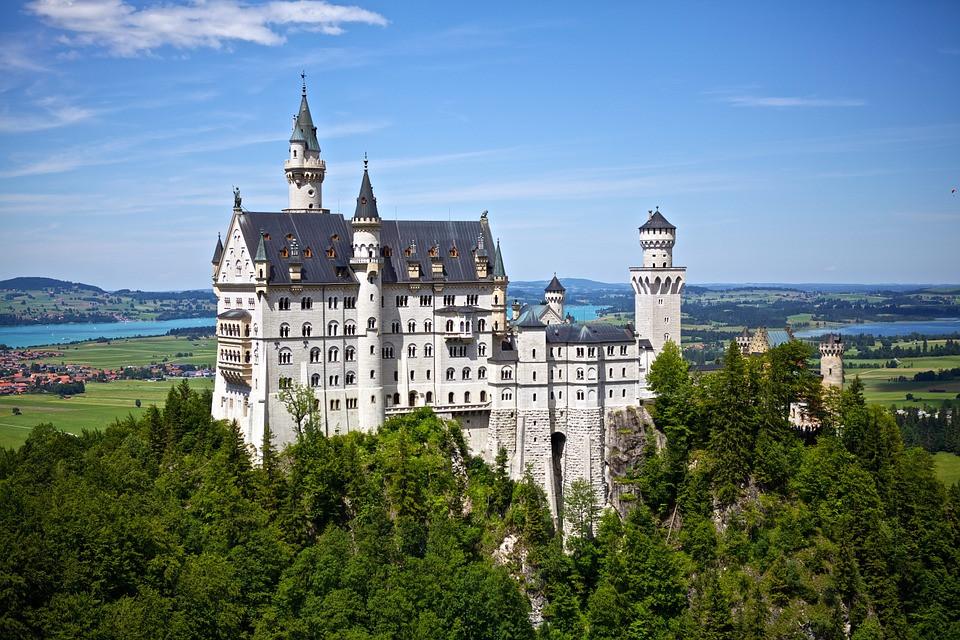 História dos Castelos