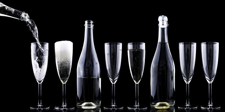 História do Champagne