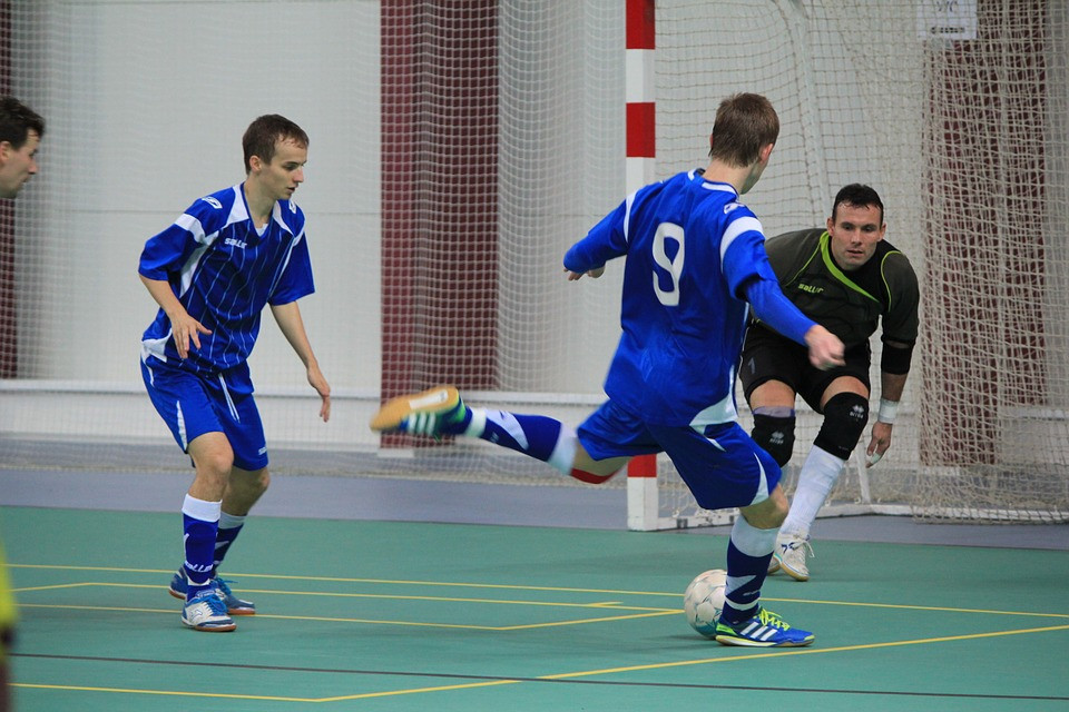 História do Futsal