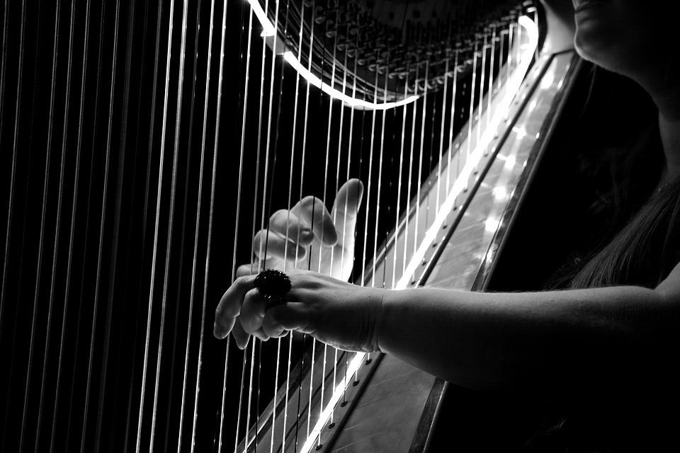 História da Harpa