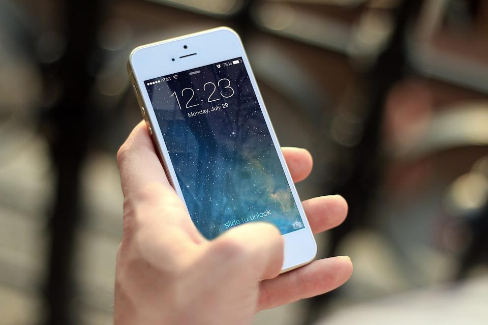 História do iPhone