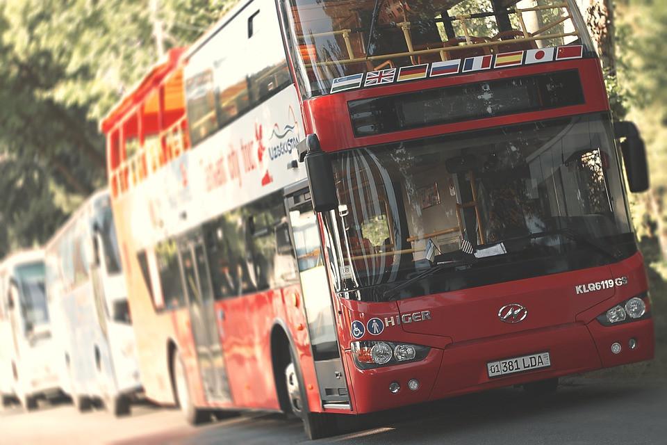 História do Ônibus