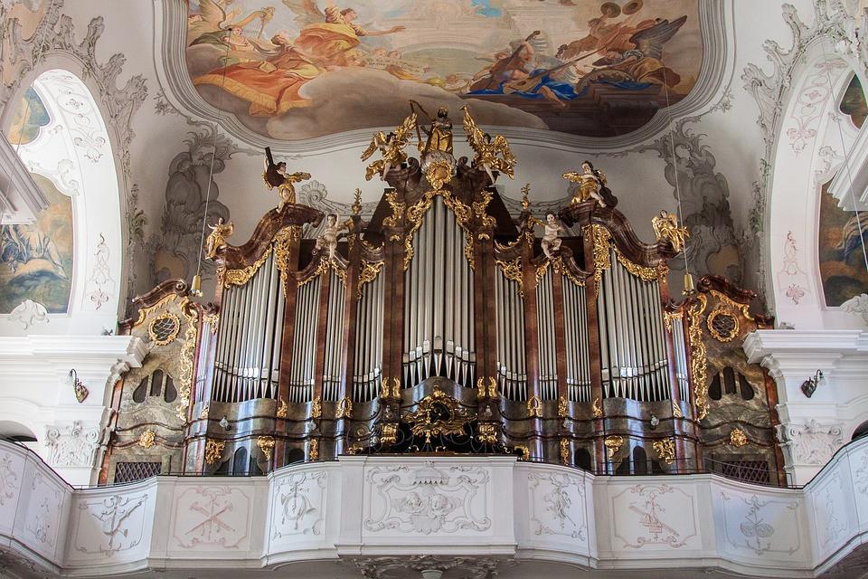 História do Órgão