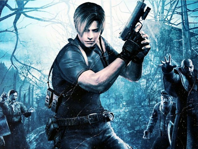 História do Resident Evil