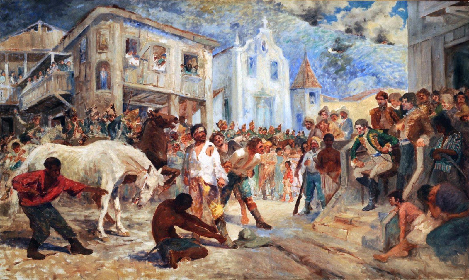 Revolta de Felipe dos Santos