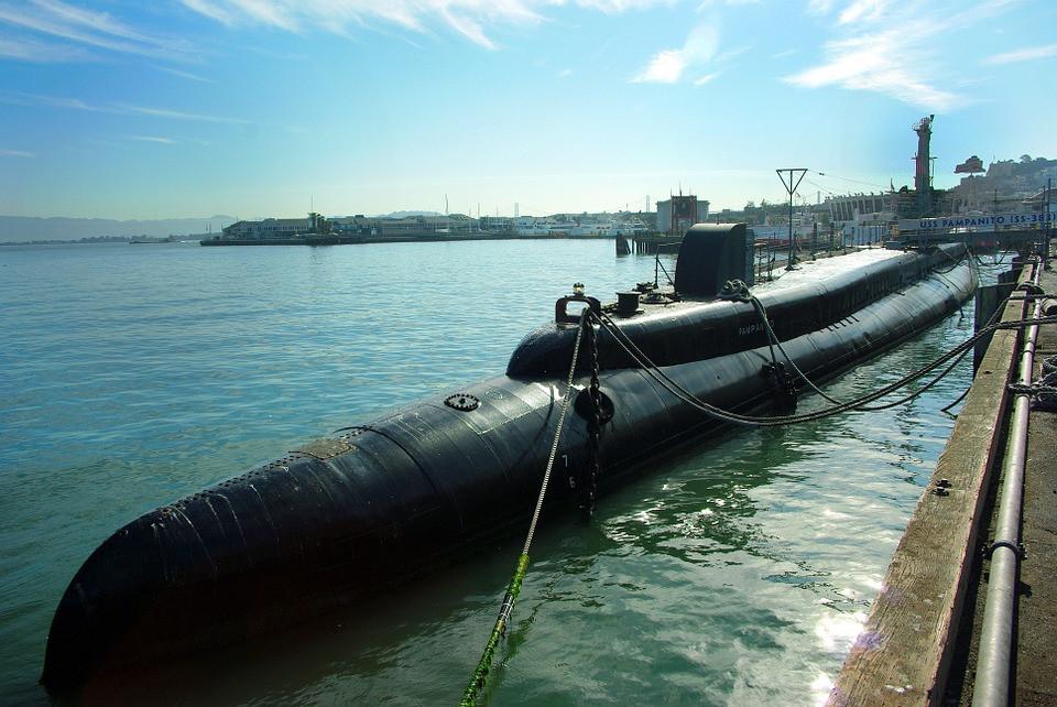 História do Submarino