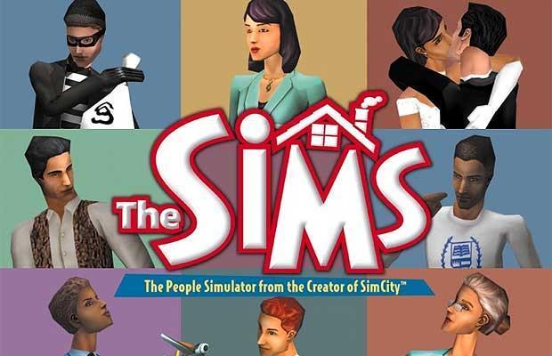 História do The Sims