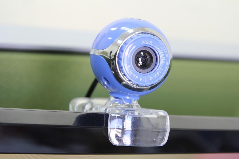 história da webcam