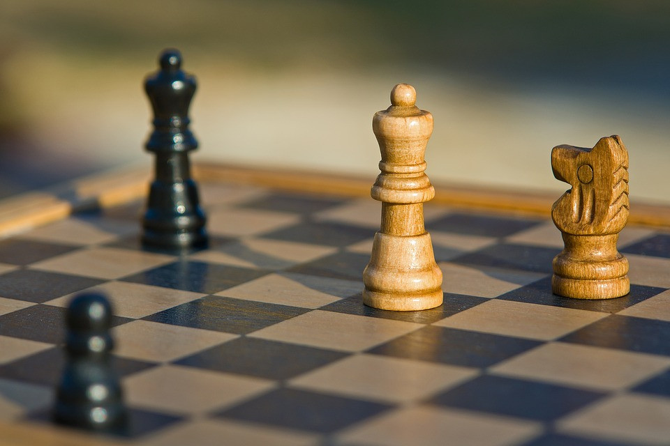 História do Xadrez