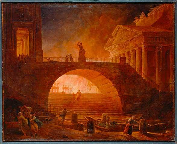 Grande Incêndio de Roma