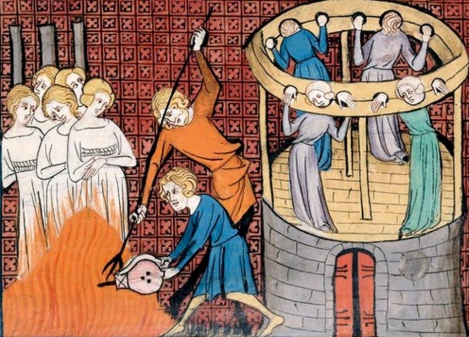 História das Bruxas
